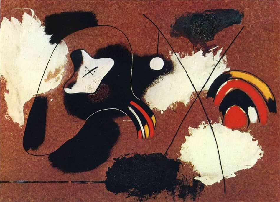 Painting, 1936 by Joan Miro