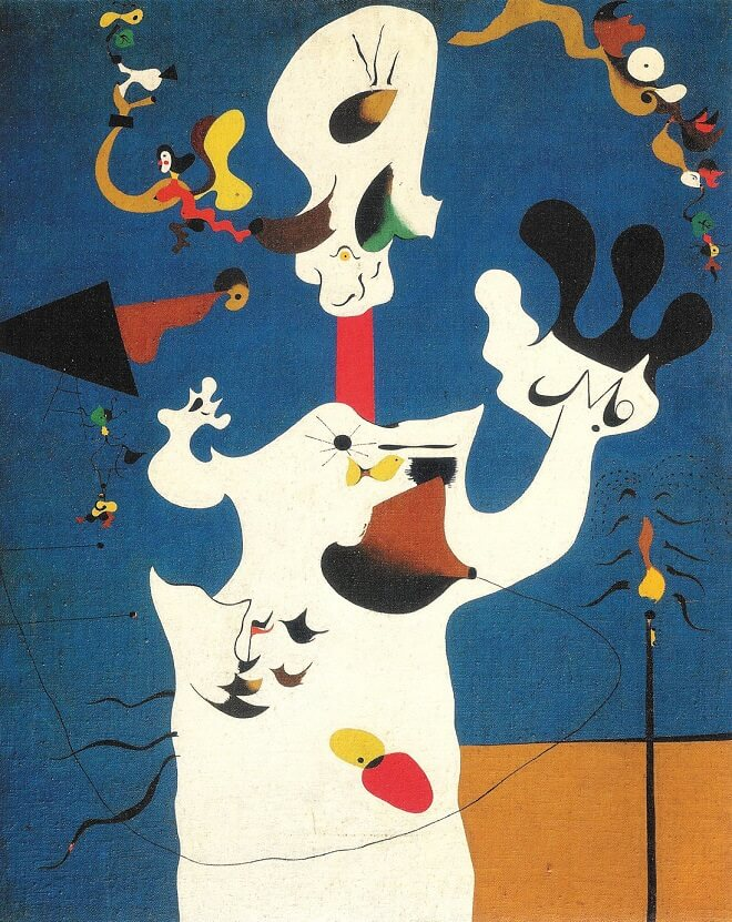 The Potato, 1928 by Joan Miro
